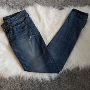 American Eagle Skinny Stretchy Jeans Size 4